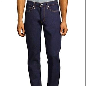 Levi's Indigo 511 Slim-fit Men's Jeans SZ-33x32